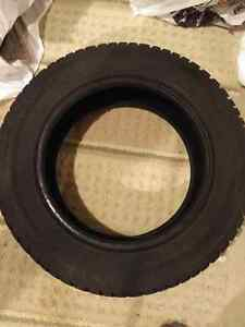 Winter Tires are 185/65 R15 Cambridge Kitchener Area image 1
