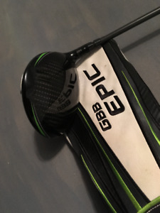 End of Season Sell Off! Callaway Epic Driver!
