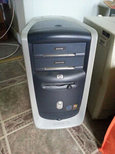 2 working desktops for sale as is will sell seperately