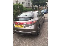Honda Civic 2.2 I-CDTI fully loaded with very low mileage
