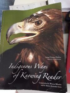 Native Studies Book