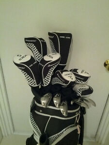 Complete Set of Adams Ladies Golf Clubs