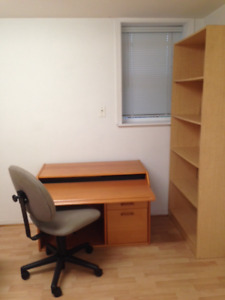 One Furnished Room for Rent