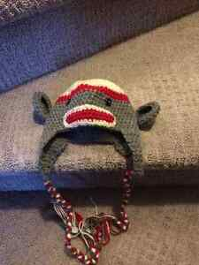 BRAND NEW MONKEY HAT