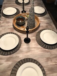 Farm house Inspired Dining Table