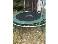 Plum trampoline all parts included