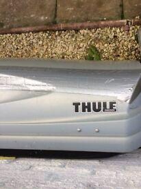 Thule roofbox