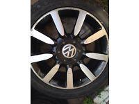 VW rims & tyres