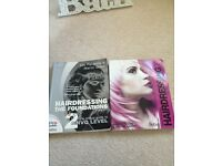 great condition hairdressing books