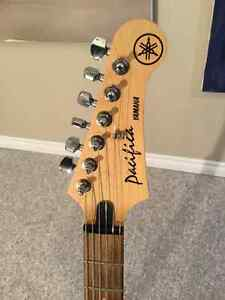 Yamaha 112J Pacifica Strat shape Kitchener / Waterloo Kitchener Area image 2