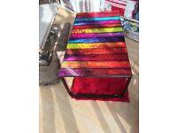 Multicolour coffee table