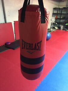 Punching bag - Sac d'entrainement EVer LAst