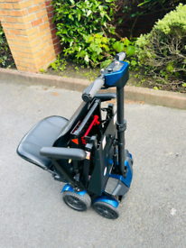 Mway autofold mobility scooter