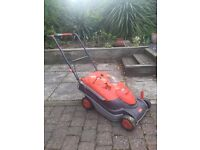 Flymo compact roller 4000