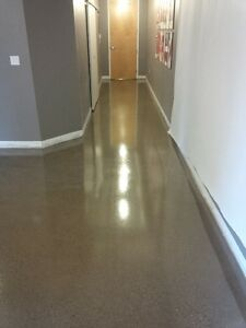 Polished Concrete & Epoxy Coated Garage & Basement Floors Kitchener / Waterloo Kitchener Area image 7