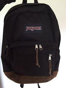 Jansport laptop backpack black