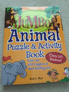 NEW Children Activity Book