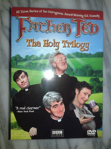 Father Ted [BBC]- The Holy Trilogy Complete Series 1, 2, 3[Rare]
