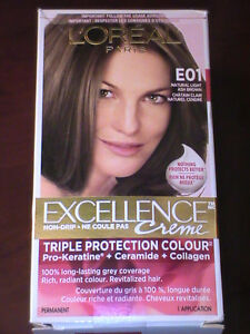 """L'Oreal """"Excellence"""" Hair Dye (Free with Purchase)"""