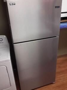 *** USED *** MAYTAG 18 CU. FT FPR SS TOP MOUNT   S/N:VS64170348   #STORE909