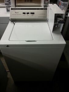 Coin opertated Washer & Dryers