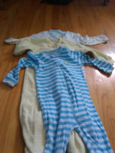 3 pc of onesies for sale