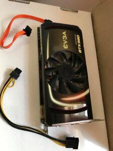 EVGA GeForce GTX 560 1GB Graphics Card - Used