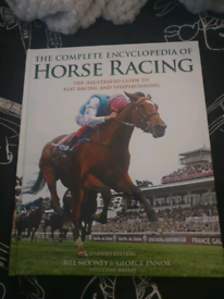The compete encyclopedia of horse racing