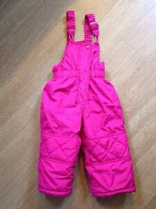 Snowpants - toddler size 2