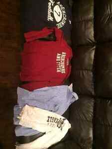 4 men's shirts