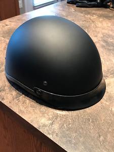 BOSS Bullet Half Helmet