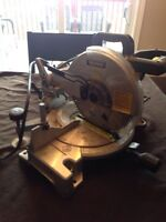 "10"" Compound Mitre Saw Works Great Pro-Pulse"