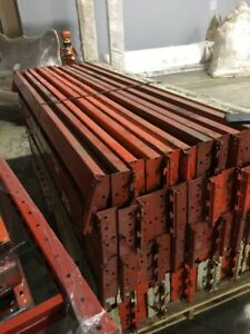 Pallet racking Redirack beams