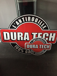 FRANCHISE DURATECH ANTIROUILLE