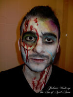 Halloween Makeup -  Maquillage Halloween