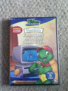 New in package Franklin and the Computer DVD