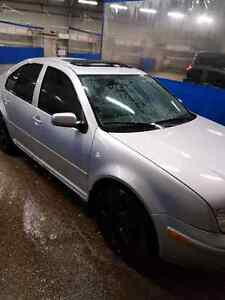 2001 Jetta VR6 Leather Loaded