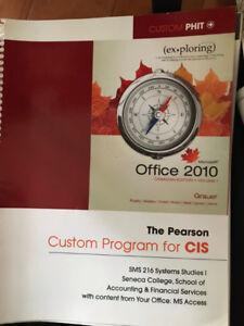 The Pearson Custom Program for CIS (Microsoft Office 2010)