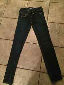 Girls youth size 2 American Eagle jeans Cambridge Kitchener Area image 1