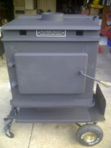 Priced For Quick Sale - Royale Scot Cambridge Wood Stove