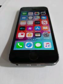 IPhone 5S 16GB Gray Unlocked ( Fixed price)