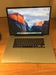 "Apple MacBook Pro 17"" Mid 2009"