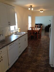 Furnished country home for rent west of Dealtown
