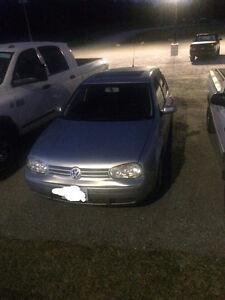 2003 Volkswagen Golf Hatchback