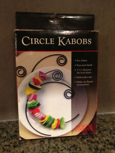 Circle Kabob Skewers