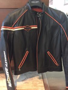 Harley Davidson Jacket Ladies Sm