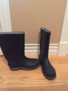 Rubber Boots - Men's size 8
