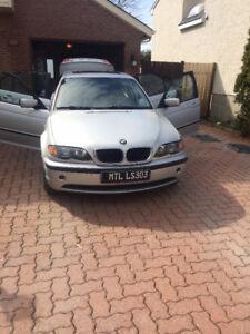 2004 BMW 3-Series 325xi 4x4