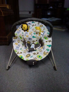 Baby trend vibrating musical chair