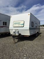 1998 Forest River Cherokee 24 ft travel trailer